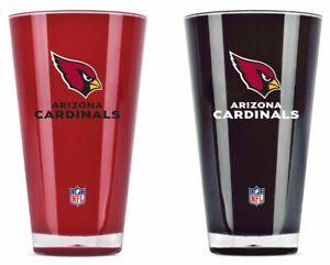 Arizona Cardinals NFL 20 oz Insulated 2-Pack Tumblers