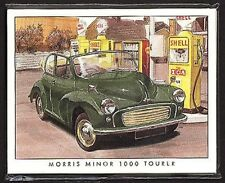 Morris Minor Original Tarjetas Coleccionistas - 1000 Traveller Serie II mm
