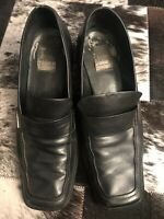 Grey/Silver leather Heels Gino Ventori/Franco Sarto