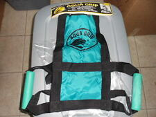 New Aqua Grip JetSki Personal Watercraft Safety Performance Vest with Handles