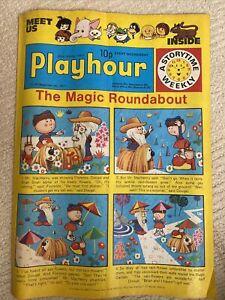 Playhour Comic 22nd October 1977