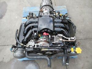 05-09 Subaru Legacy Outback Tribeca EZ30DE 3.0R H6 LANCASTER Engine
