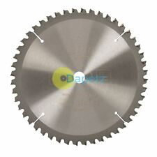 Woodworking Saw Blade 190 X 16mm 48T - Wood Cutting Blade
