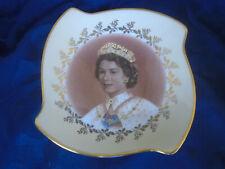 Queen Elizabeth II Coronation (1953) bowl made by Aynsley