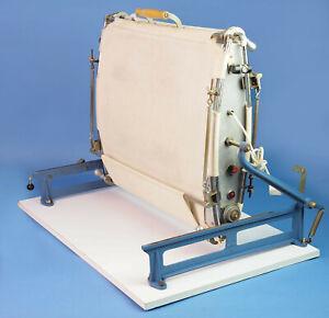 Büscher Record BEHA 50X65cm R doppelseitige Trockenpresse Fototrockner 220-240v