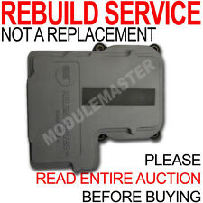Rebuild Repair of 99 00 01 02 03 04 05 06 07 KH GMC Chevy Isuzu Honda ABS Module