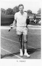 R Crealy Tennis Player unused  pc