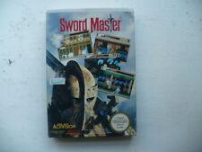 NES PAL-A Australian Sword Master CIB game