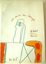 Horst Antes, Galerie Geh durch den Spiegel, Geh durch den Spiegel Folge 36,