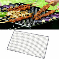 Stainless Steel Outdoor Picnic Camping Barbecue Tool BBQ Grill Picnic Net Wire