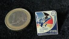 FIFA Fussball Pin Badge World Championship Worldcup Germany 2010 Women U20