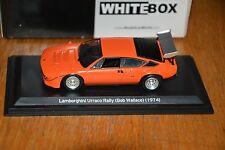 Lamborghini Urraco Rally Bob Wallace  White Box 1:43