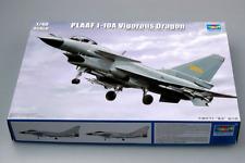 Trumpeter 02841 1/48 Assemble model,Plaaf J-10A Vigorous Dragon fighter