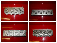 Opel Astra/Ensemble 1.7TD 8V X17DT / L.Entièrement Re-Con Culasse R09158143