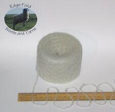 50g ball Cloud Grey 2 ply Boucle knitting wool acrylic yarn SOFT fluffy Brushed