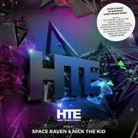 SPACE RAVEN/NICK THE KID - HARD TRANCE EUROPE VOL.1   2 CD NEW!