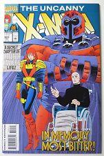 The Uncanny X-Men #309 (Feb 1994, Marvel) (C4464) Life of Xavier Secret Chapter