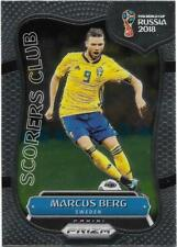 2018 Panini FIFA World Cup Scorers Club (SC-24) Marcus BERG Sweden