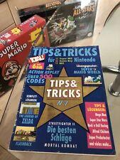 Nintendo Total Magazin Zeitschrift Ausgabe Sonderheft 1/94 Tips & Tricks