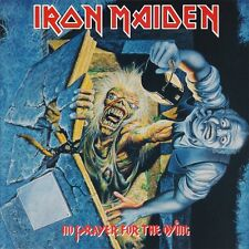 IRON MAIDEN - No Prayer For The Dying (180G Vinyl LP) 2017 - SAT93758 NEW/SEALED