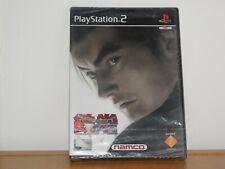 TEKKEN Tag Tournament PS2 English version SEALED