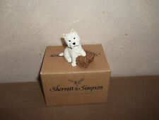 Sherratt and Simpson Terrier Collectables