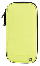 Victorinox Travel Organiser -  Deluxe Zippered Doscument Wallet Light Lime