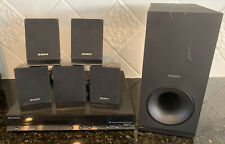 Sony DAV-TZ140 Surround Channel DVD/CD Home Theater System w/Subwoofer 5 Speaker