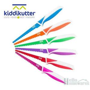 KiddiKutter Knife Safe Cutlery - Kids Kiddie Kiddi Food Kutter Free Postage