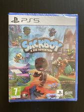 Sackboy : A Big Adventure - Sony Playstation 5 -PS5 - Neu ungeöffnet