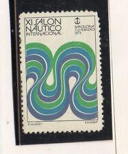 España Salon Nautico Internacional Barcelona año 1973 (DV-758)