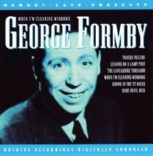 George Formby - When I'm Cleaning Windows / The Best Of Collection CD 2011 NEW