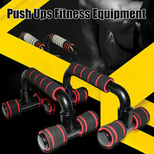 1 Pairs Push Up Bars Pull Stand Handle Exercise Training Pushup Chest Arms