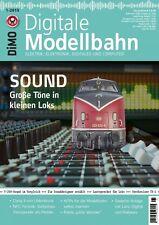 MIBA Eisenbahn Journal Digitale Modellbahn 18 Sound - Große Töne in kleinen Loks