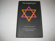 The Imaginary Jew by Alain Finkielkraut HOLOCAUST