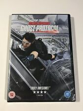 MISSION IMPOSSIBLE GHOST PROTOCOL DVD NEW SEALED