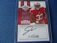 2017 PANINI CONTENDERS ROOKIE AUTO JOE WILLIAMS 80/199