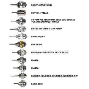 SANDENT YABANGBANG SK Dental Turbine Cartridge Rotor F/ NSK High Speed Handpiece