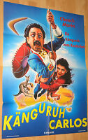 känguruh carlos Filmplakat / Poster A1 ca 60x84cm
