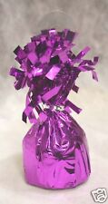 Balloon Weights VIOLET party favors 6.2 oz