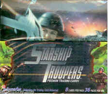 Starship Troopers Trading Card Box