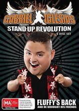 Gabriel Iglesias - Stand Up Revolution (DVD, 2012, 2-Disc Set)