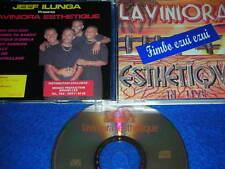 CD Laviniora Esthétique IN LIVE fimbo ezui JEEF ILUNGA