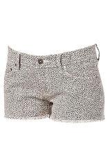 Roxy Kids Sz 5 Medium Shorts TW Lisy Animal Print
