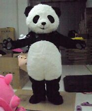 Professional Chinese Panda Mascot Costume Cosplay Adult Party Fancy Dress Outfit