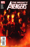 Mighty Avengers #31 Comic Book - Marvel