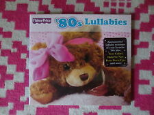 NEW Fisher Price '80s Lullabies CD Baby Kids Sleep