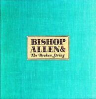Bishop Allen - The Broken String [New Vinyl LP]