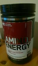 ON Optimum Nutrition Amino Energy 270g 30 Srv (Cherry) Gold Standard Pre-Workout