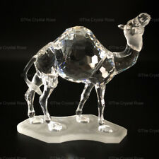 RARE Retired Swarovski Crystal Camel 247683 Mint Boxed African Wildlife